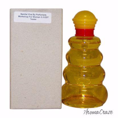 Perfumer's Workshop Samba Viva EDT Spray (Tester) for Women