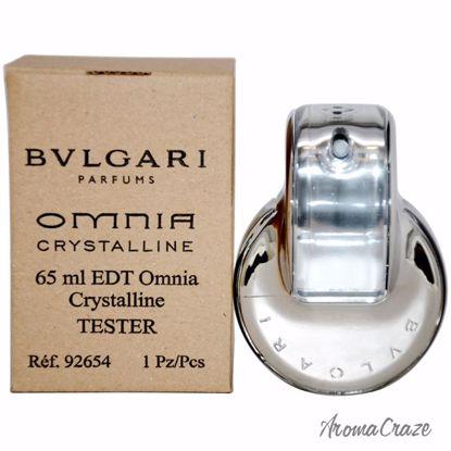 Bvlgari Omnia Crystalline EDT Spray (Tester) for Women 2.2 o