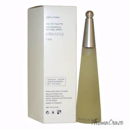 Issey Miyake L'eau D'issey EDT Spray (Tester) for Women 3.3