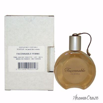 Faconnable Femme EDT Spray (Tester) for Women 2.5 oz