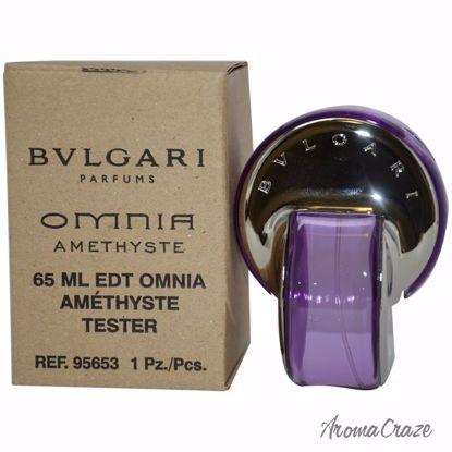 Bvlgari Omnia Amethyste EDT Spray (Tester) for Women 2.2 oz