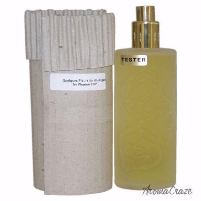Houbigant QuelQues Fleurs EDP Spray (Tester) for Women 3.4 o