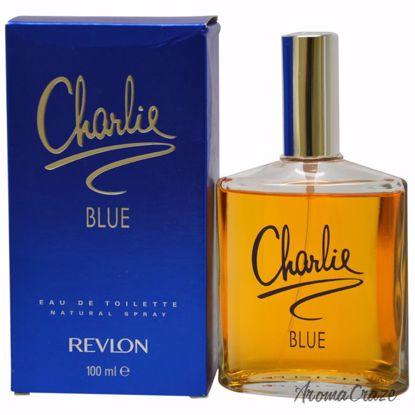 Revlon Charlie Blue EDT Spray (Tester) for Women 3.3 oz
