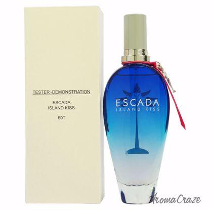 Escada Island Kiss EDT Spray (Tester) for Women 3.4 oz