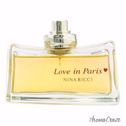 Nina Ricci Love In Paris EDP Spray (Tester) for Women 1.7 oz