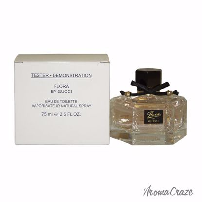 Gucci Flora by Gucci EDT Spray (Tester) for Women 2.5 oz
