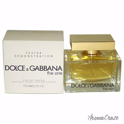 Dolce & Gabbana The One EDP Spray (Tester) for Women 2.5 oz