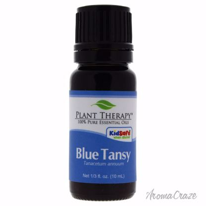 Plant Therapy Essential Oil Blue Tansy Unisex 0.33 oz - AromaTherapy Products | Aromatherapy Oils | Aromatherapy Diffuser | Plant Therapy Essential Oils | Aromatherapy essential oils | Aromatherapy Massage Oils | AromaCraze.com