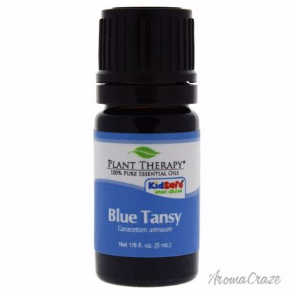 Plant Therapy Essential Oil Blue Tansy Unisex 0.16 oz - AromaTherapy Products | Aromatherapy Oils | Aromatherapy Diffuser | Plant Therapy Essential Oils | Aromatherapy essential oils | Aromatherapy Massage Oils | AromaCraze.com