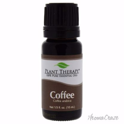 Plant Therapy Essential Oil Coffee Unisex 0.33 oz - AromaTherapy Products | Aromatherapy Oils | Aromatherapy Diffuser | Plant Therapy Essential Oils | Aromatherapy essential oils | Aromatherapy Massage Oils | AromaCraze.com