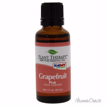 Plant Therapy Essential Oil Grapefruit Pink Unisex 1 oz - AromaTherapy Products | Aromatherapy Oils | Aromatherapy Diffuser | Plant Therapy Essential Oils | Aromatherapy essential oils | Aromatherapy Massage Oils | AromaCraze.com