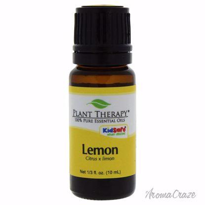 Plant Therapy Essential Oil Lemon Unisex 0.33 oz