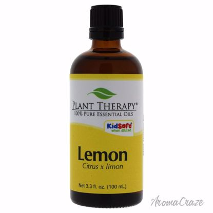 Plant Therapy Essential Oil Lemon Unisex 3.4 oz