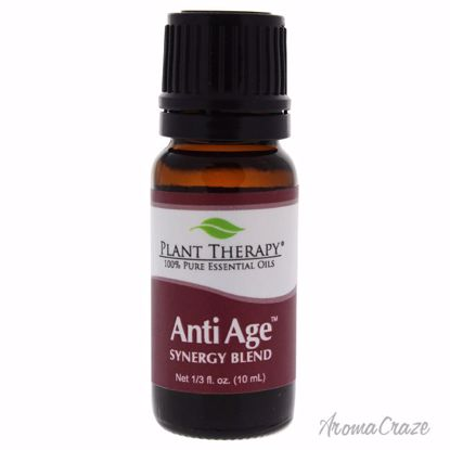 Plant Therapy Synergy Essential Oil Anti Age Unisex 0.33 oz