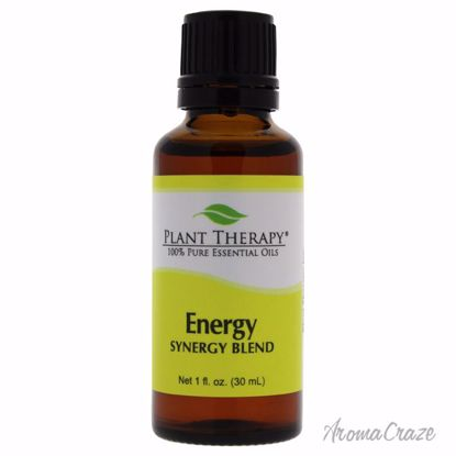 Plant Therapy Synergy Essential Oil Energy Unisex 1 oz