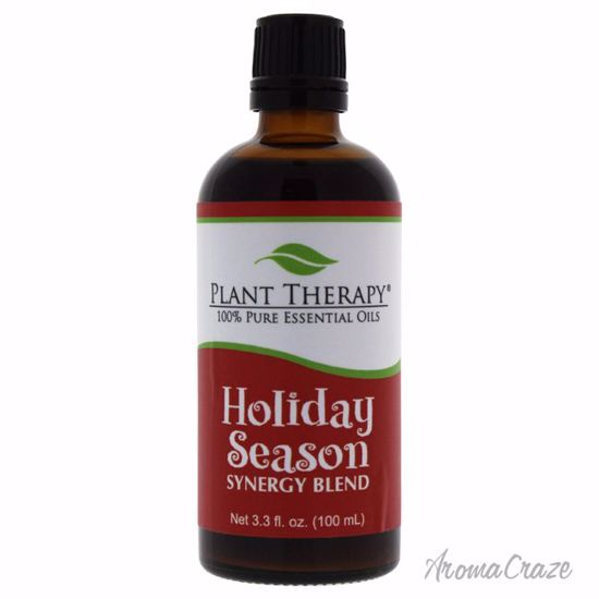 Plant Therapy Synergy Essential Oil Holiday Season Unisex 3.