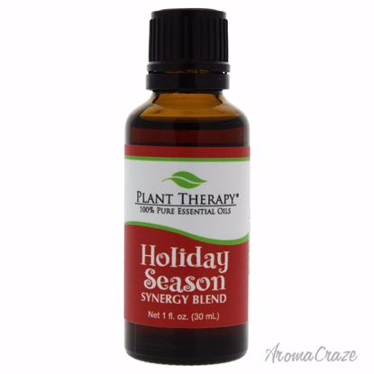 Plant Therapy Synergy Essential Oil Holiday Season Unisex 1