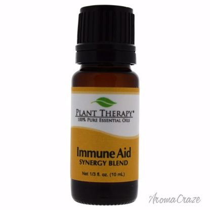 Plant Therapy Synergy Essential Oil Immune Aid Unisex 0.33 o