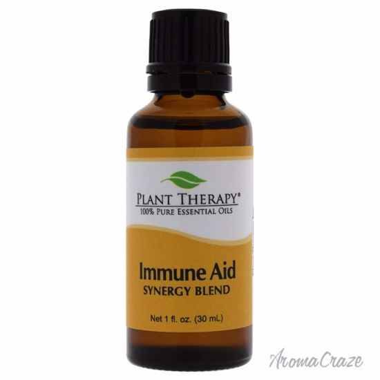 Plant Therapy Synergy Essential Oil Immune Aid Unisex 1 oz - AromaTherapy Products   Aromatherapy Oils   Aromatherapy Diffuser   Plant Therapy Essential Oils   Aromatherapy essential oils   Aromatherapy Massage Oils   AromaCraze.com