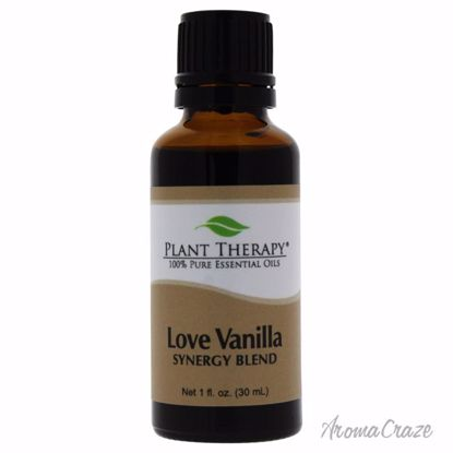 Plant Therapy Synergy Essential Oil Love Vanilla Unisex 1 oz