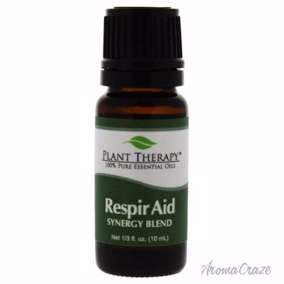 Plant Therapy Synergy Essential Oil Respir Aid Unisex 0.33 o