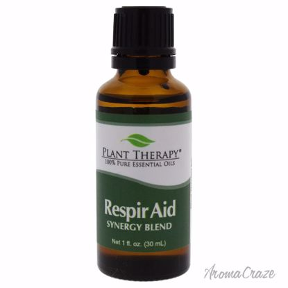 Plant Therapy Synergy Essential Oil Respir Aid Unisex 1 oz