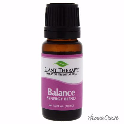 Plant Therapy Synergy Essential Oil Balance Essential Oil fo