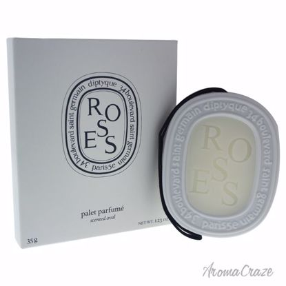 Diptyque Roses Scented Oval Room Fragrance Unisex 1.23 oz