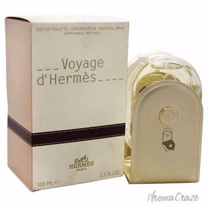 Hermes Voyage D'Hermes EDT Spray (Refillable) Unisex 3.3 oz