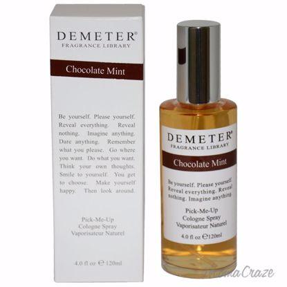 Demeter Chocolate Mint Cologne Spray Unisex 4 oz