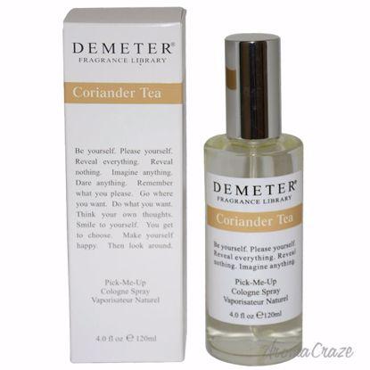 Demeter Coriander Tea Cologne Spray Unisex 4 oz