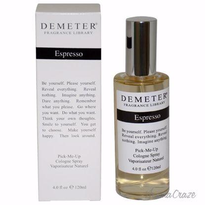 Demeter Espresso Cologne Spray Unisex 4 oz
