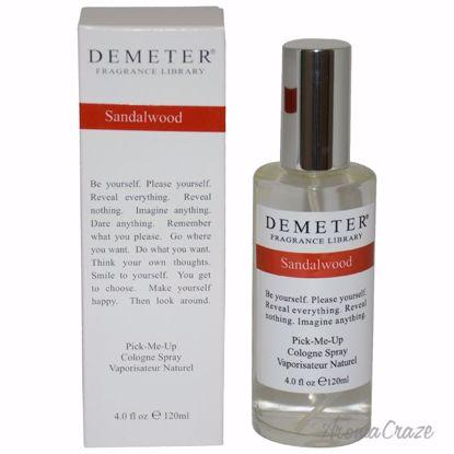 Demeter Sandalwood Cologne Spray Unisex 4 oz