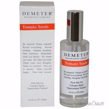 Demeter Tomato Seeds Cologne Spray Unisex 4 oz