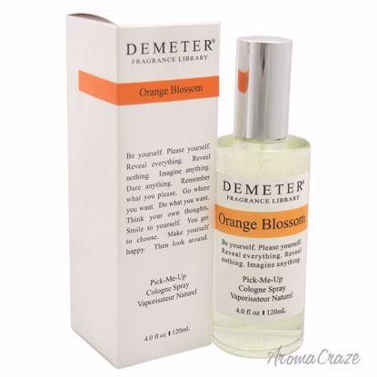 Demeter Orange Blossom Cologne Spray Unisex 4 oz