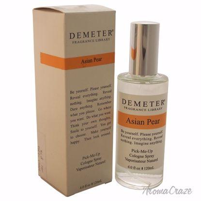 Demeter Asian Pear Cologne Spray Unisex 4 oz