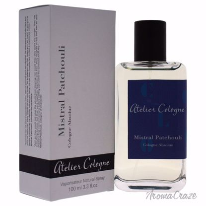 Atelier Cologne Mistral Patchouli Cologne Absolue Spray Unis