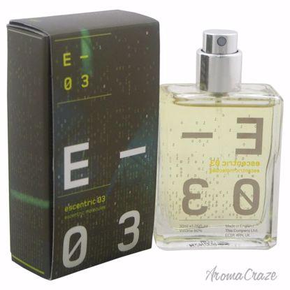 Escentric Molecules Escentric 03 EDT Spray (Refill) Unisex 1