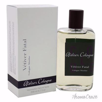 Atelier Cologne Vetiver Fatal Cologne Absolue Spray Unisex 6