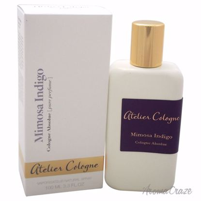 Atelier Cologne Mimosa Indigo Cologne Absolue Spray Unisex 3