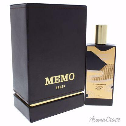 Memo Paris Italian Leather EDP Spray Unisex 2.53 oz
