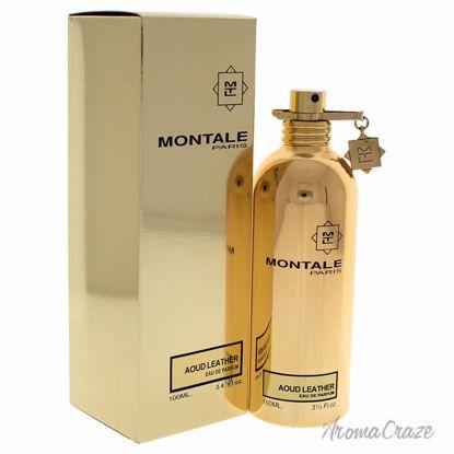 Montale Aoud Leather EDP Spray Unisex 3.4 oz