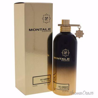 Montale So Amber EDP Spray Unisex 3.4 oz