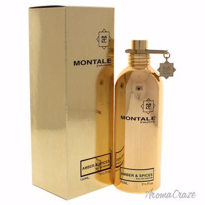 Montale Amber & Spices EDP Spray Unisex 3.4 oz