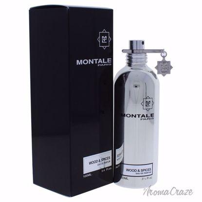 Montale Wood & Spices EDP Spray Unisex 3.4 oz