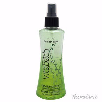 Vitabath Green Tea & Sage Fragrance Mist Body Mist Unisex 8