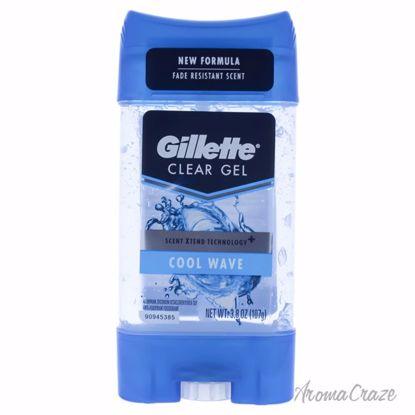Gillette Clear Gel Cool Wave AntiPerspirant Deodorant Stick