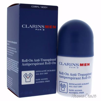 Clarins Antiperspirant Deo Roll-On Deodorant Roll-On for Men