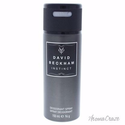 David Beckham Instinct Deodorant Spray for Men 5 oz