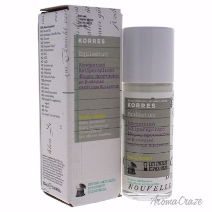 Korres Equisetum 48h Deodorant Antiperspirant Fragrance Free Deodorant Unisex 1.01 oz - Deodorants | Antisperspirants | Deodorants Sticks | Deodorants Roll On | Best Deodorants For Women and Men | Deodorants and Antiperspirants | Unisex Deodorants | AromaCraze.com